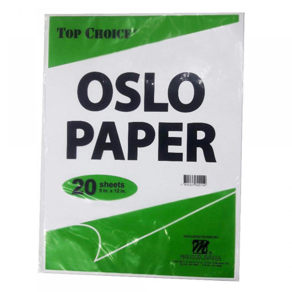 OSLO PAPER-SOS-C&P DIP 20