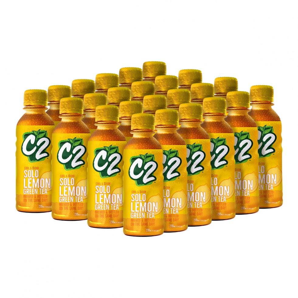 C2 SOLO GTEA LEMON 230MLX24S