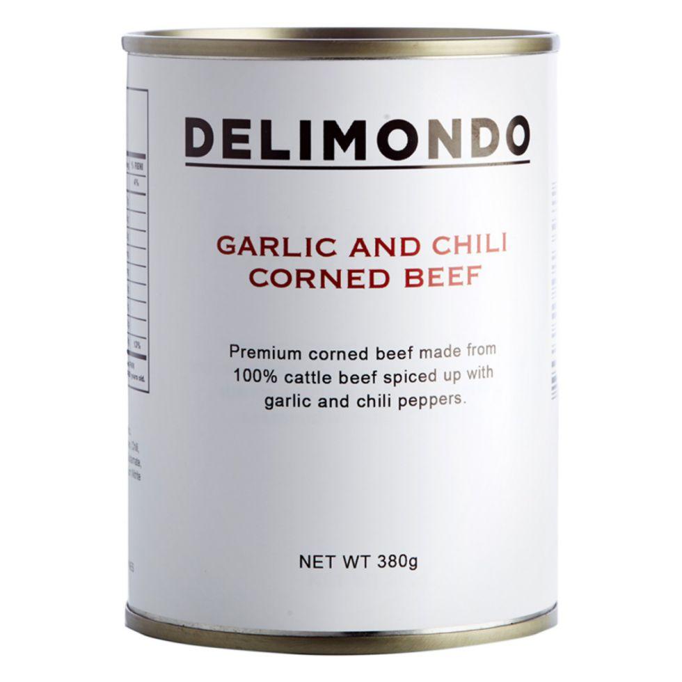 DELIMONDO GRLIC&CHILICBEEF380G