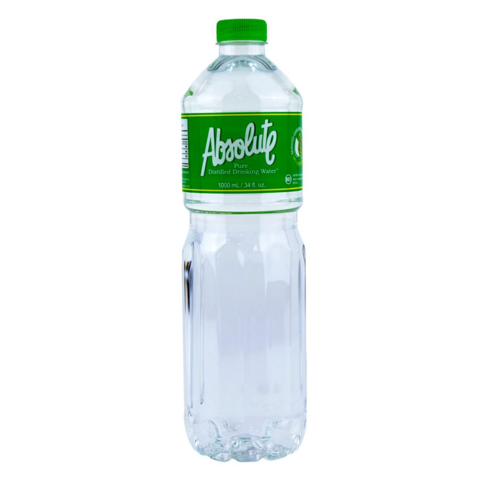 ABSOLUTE DISTILLED WATER 1L