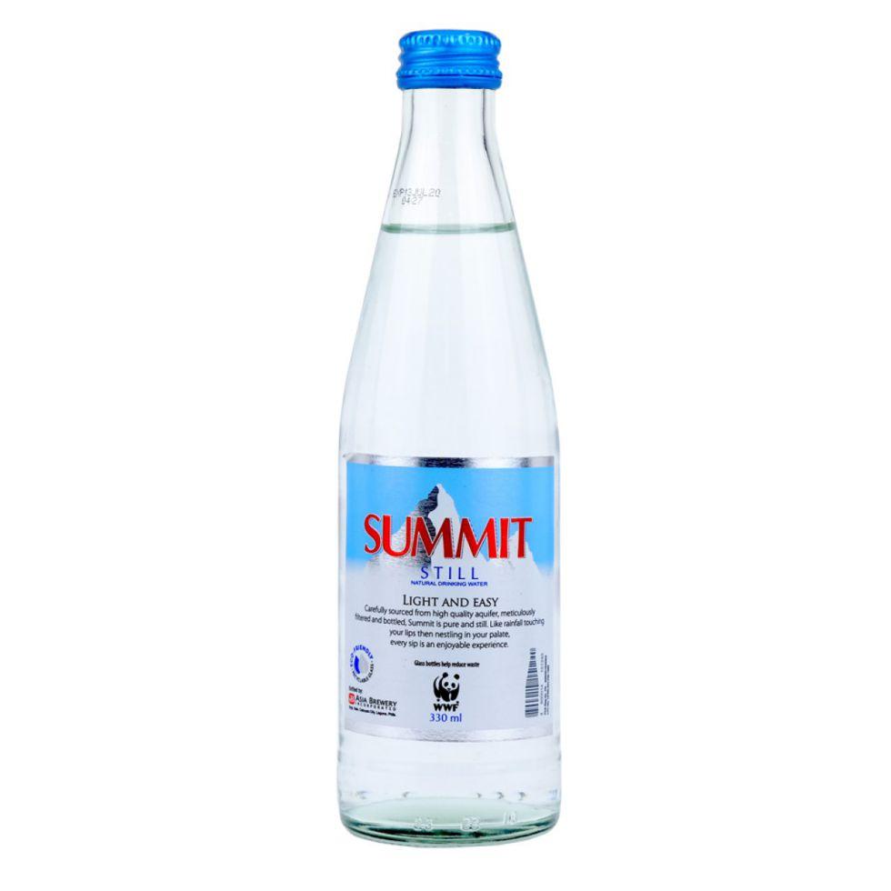 SUMMIT STILL 330ML