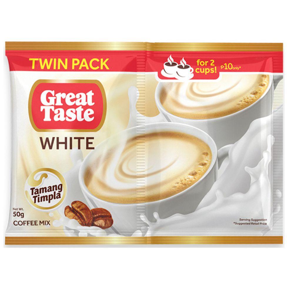 GREAT TASTE WHITE TWIN 50GX10S