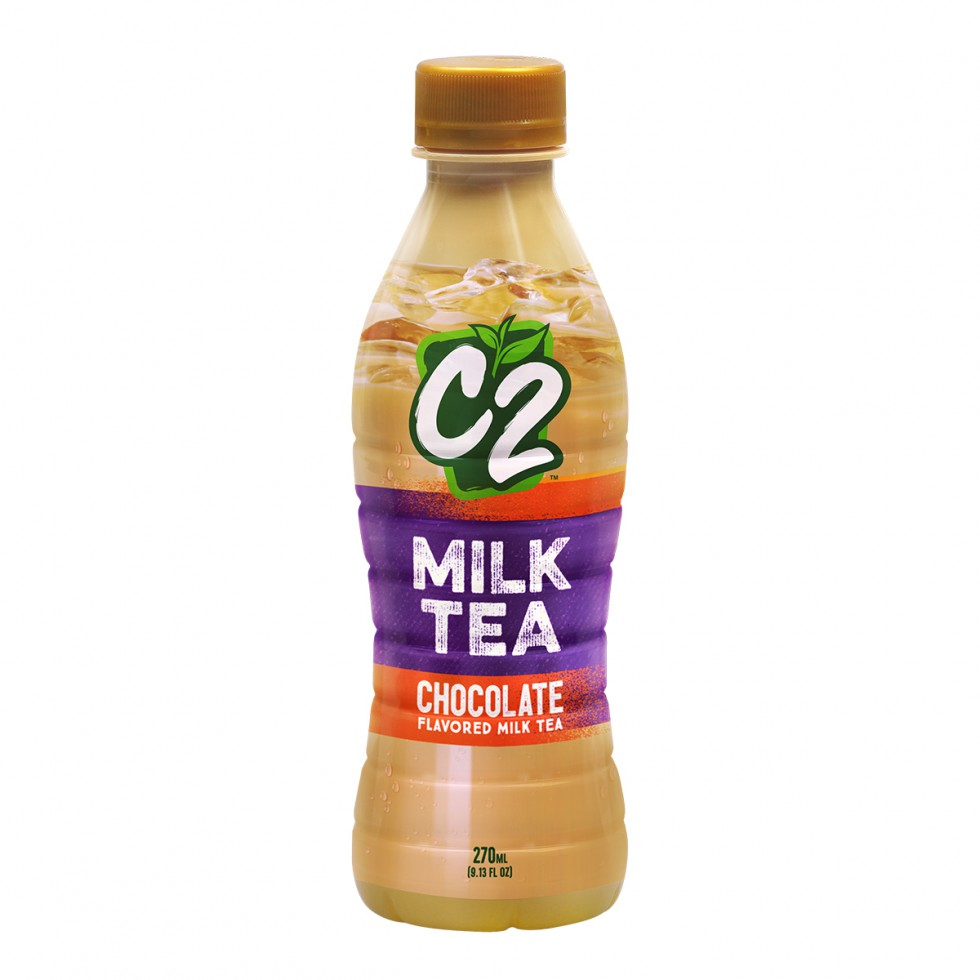 C2 CHOCOLATE MILK TEA 270ML