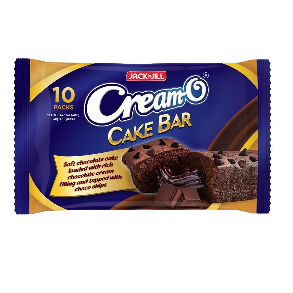 JACK N JILL CAKE BAR 40GX10S