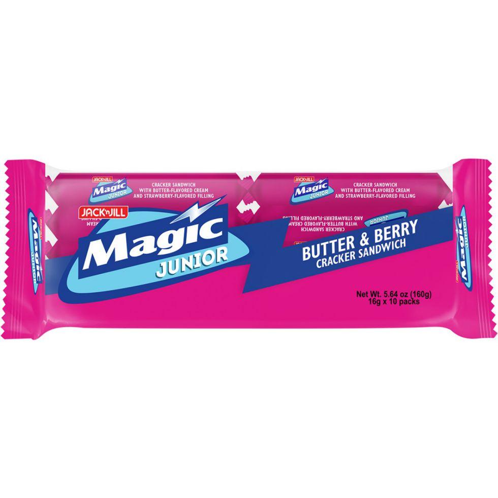 JNJ MAGIC CREAMSJR BT&BRY16G10