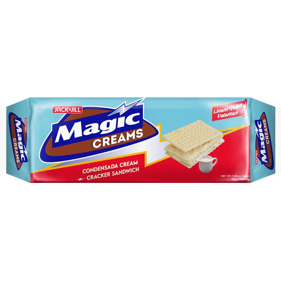 JNJ MAGIC CREAMS CASADA28G10S