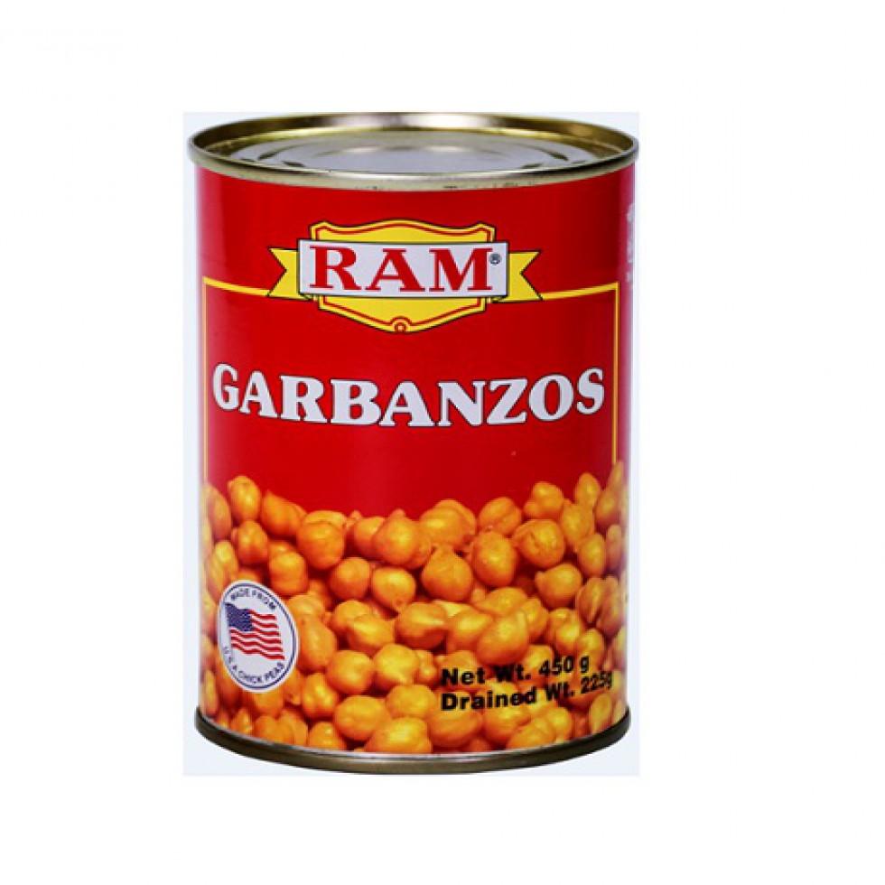 RAM GARBANZOS 450G