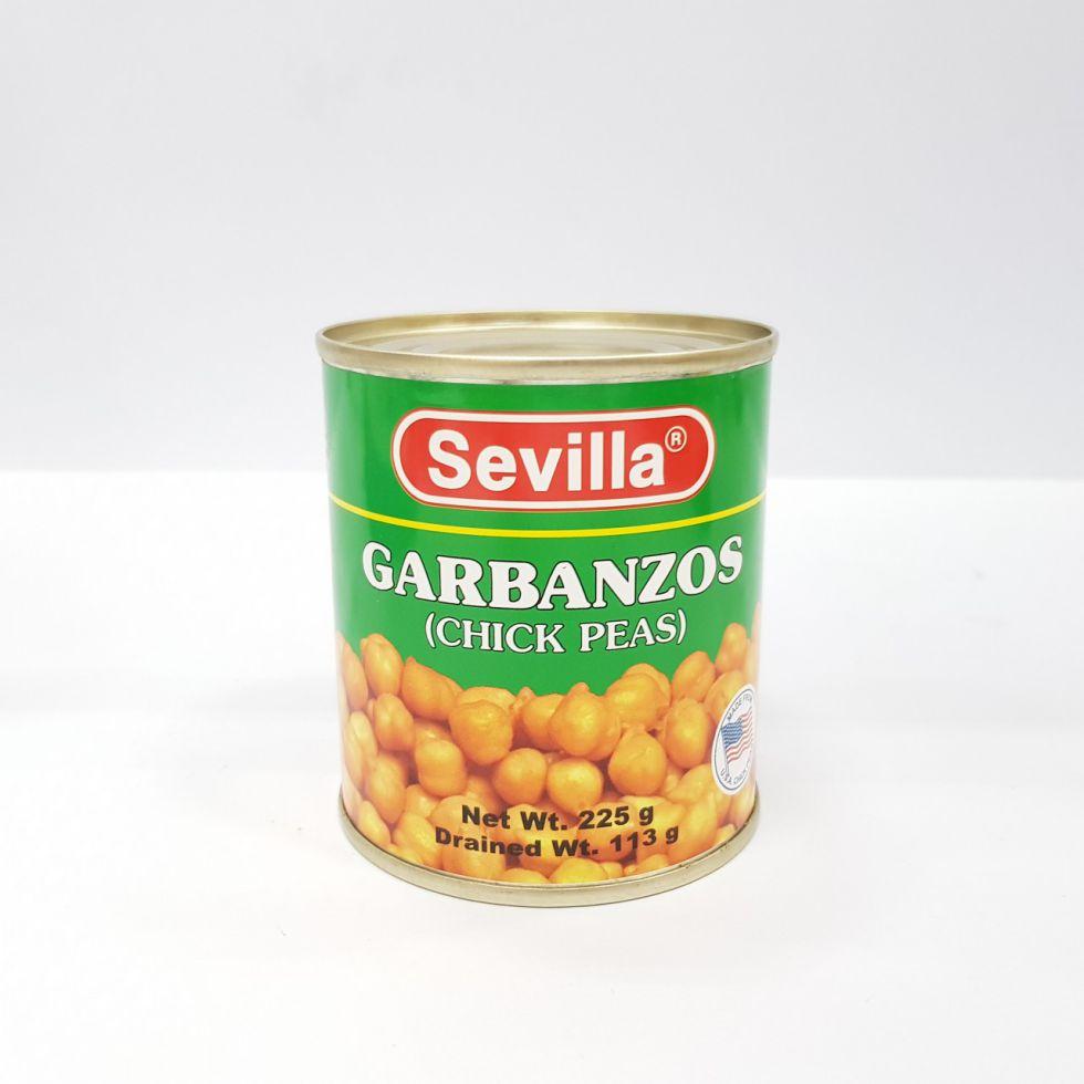 SEVILLA GARBANZOS 225G