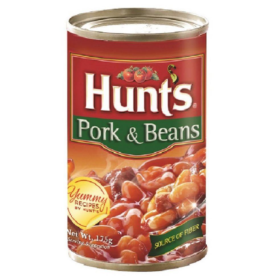 HUNTS PORK & BEANS 175G