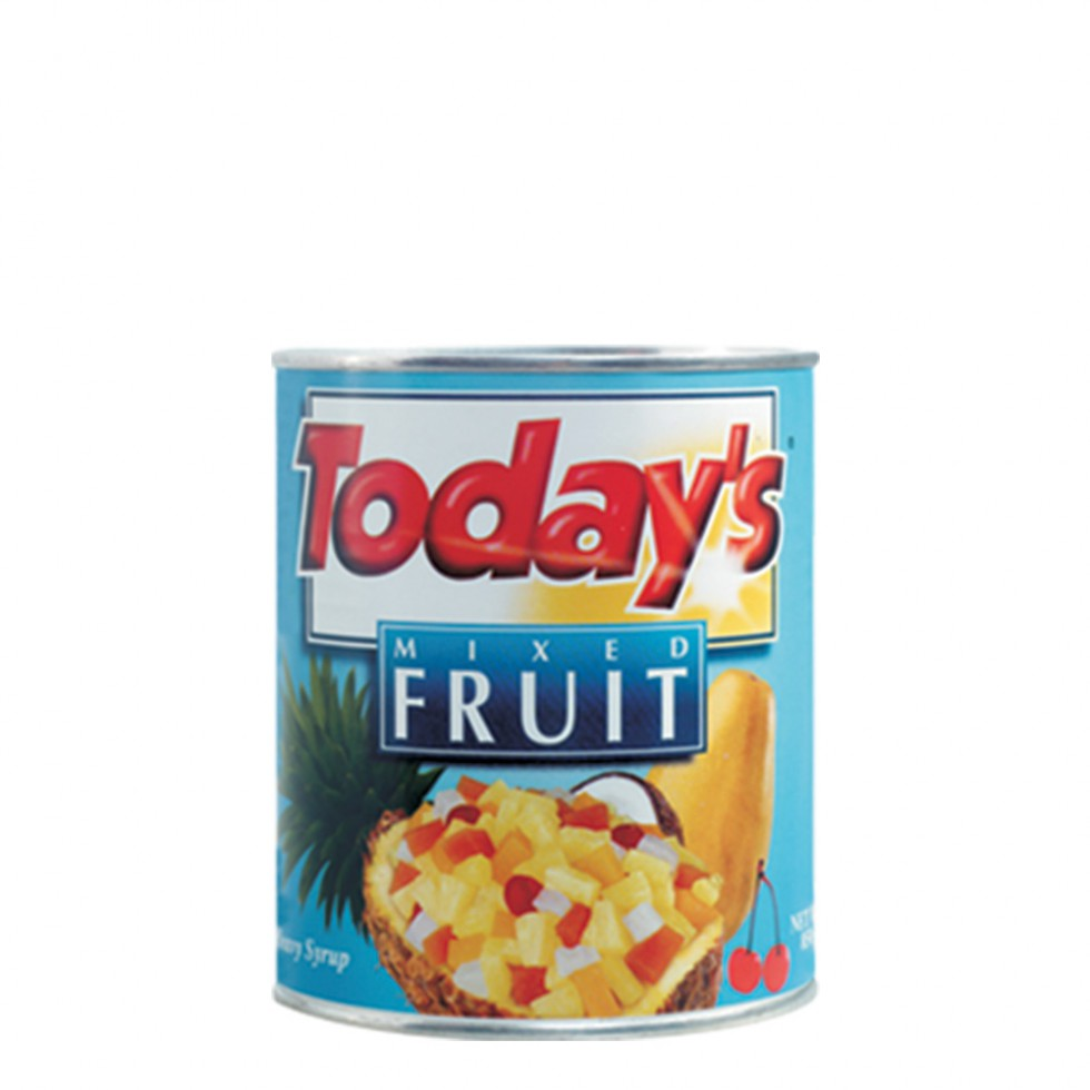 DM TODAY'S MIXED FRUIT 836G