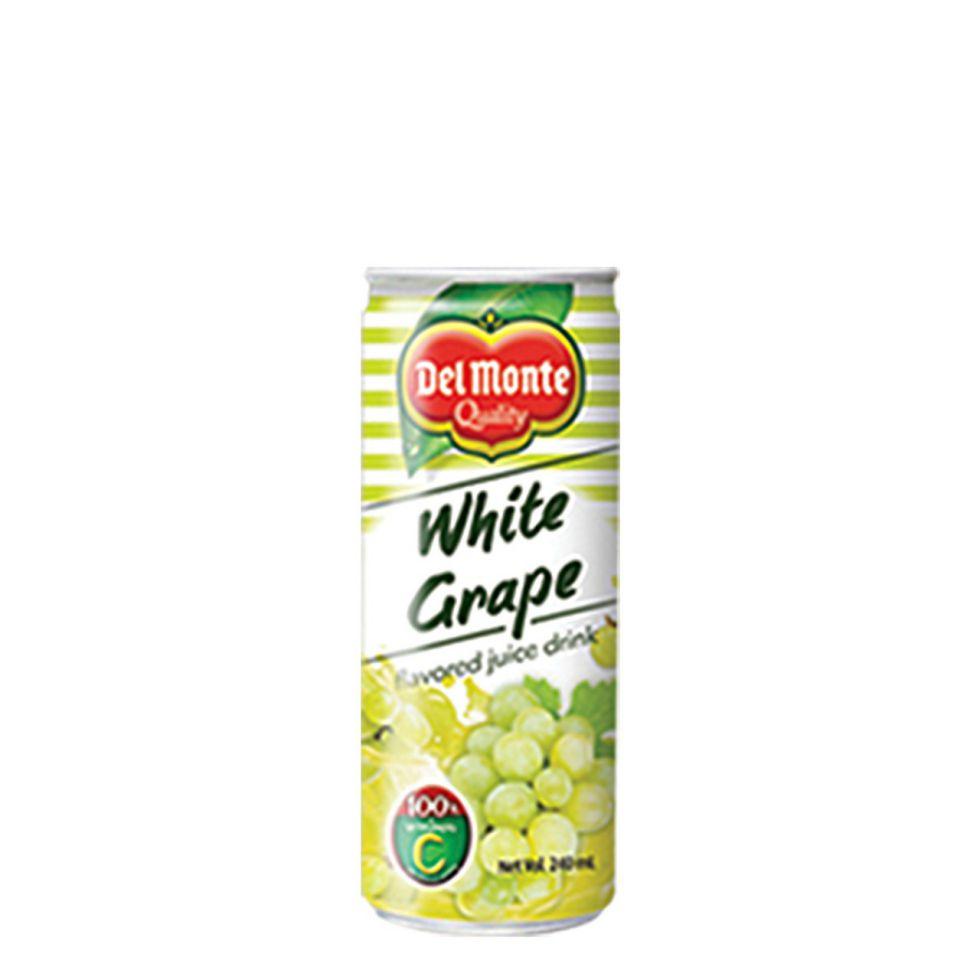 DMJD WHITE GRAPE JUICE 240ML