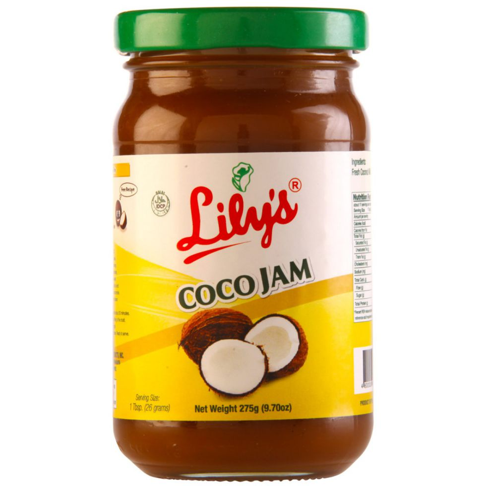 LILY'S COCO JAM 275G