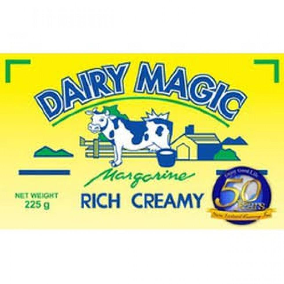 DAIRY MAGIC MARGARINE 225G