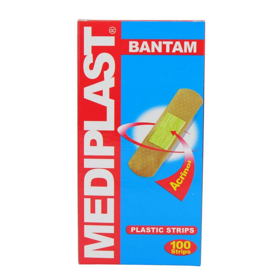 MEDIPLAST BANTAM 100S