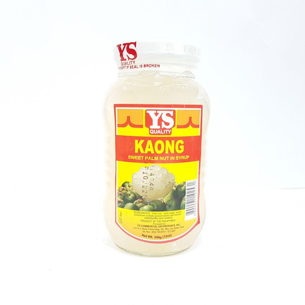 YS SWEET KAONG WHITE 340G