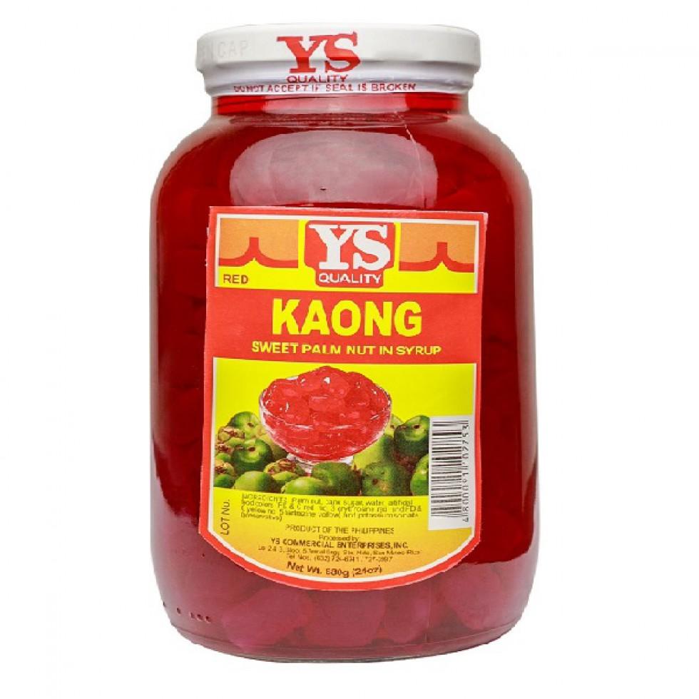 YS SWEET KAONG RED 340G
