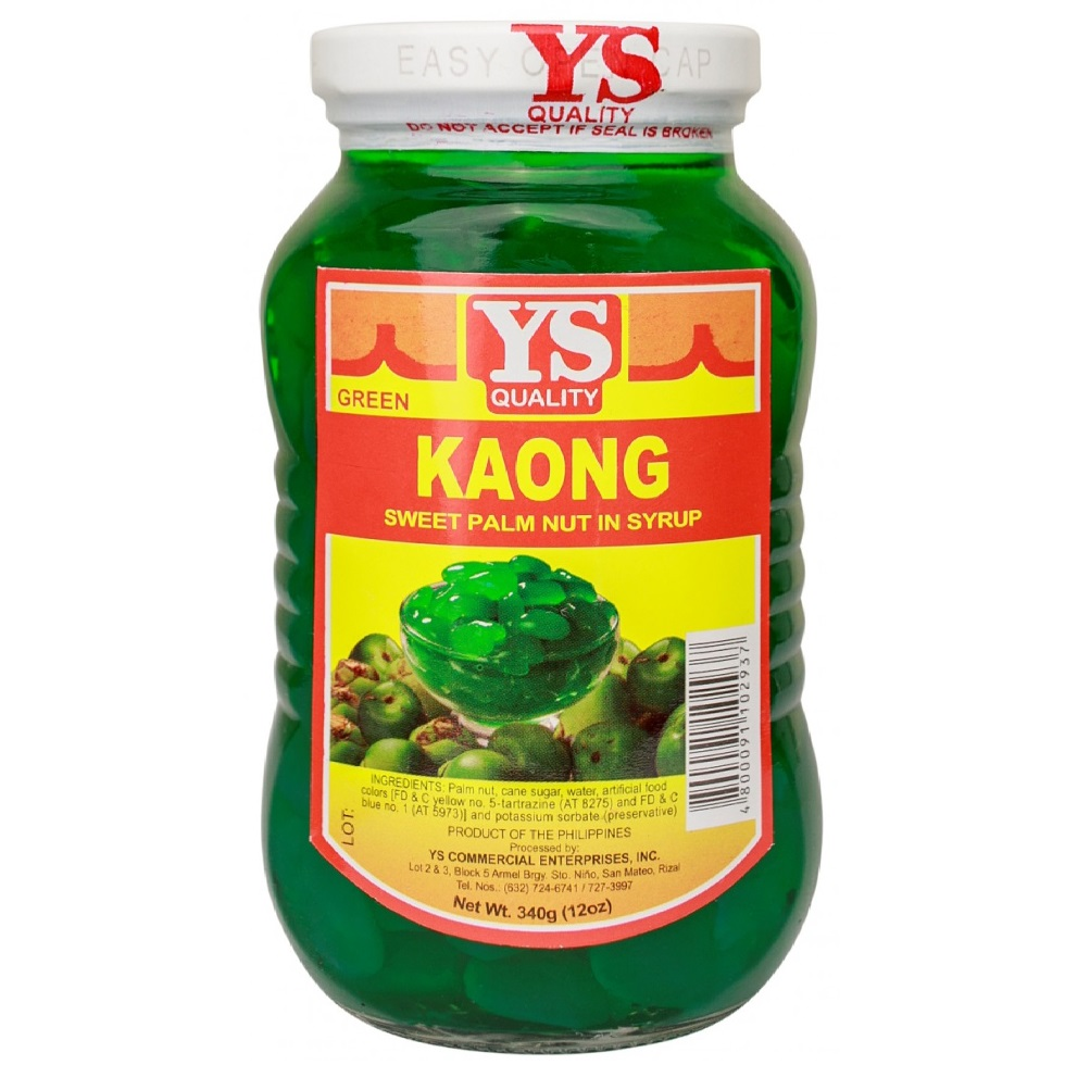 YS SWEET KAONG GREEN 340G