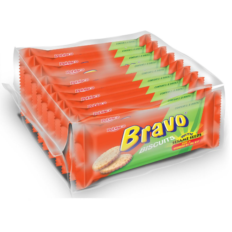 REBISCO BRAVO BISCUIT 10S