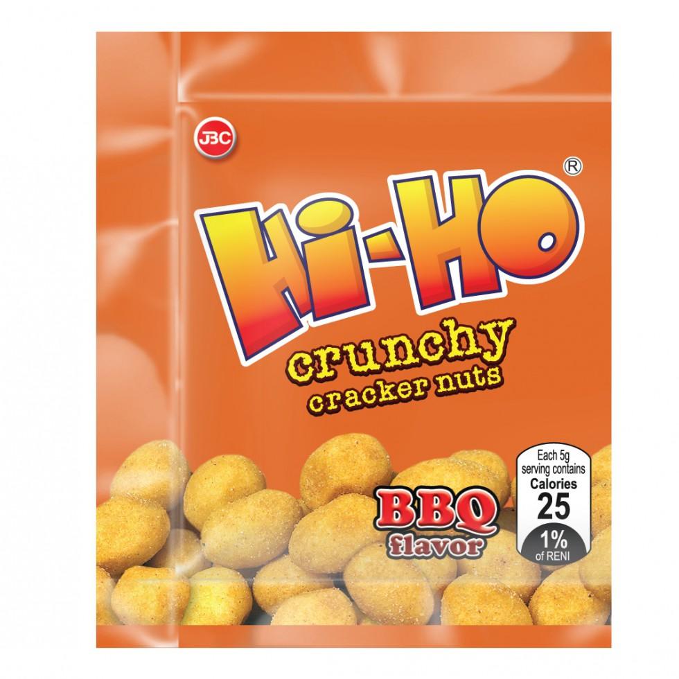 HI-HO CRUNCHY NUTS 5G 20S