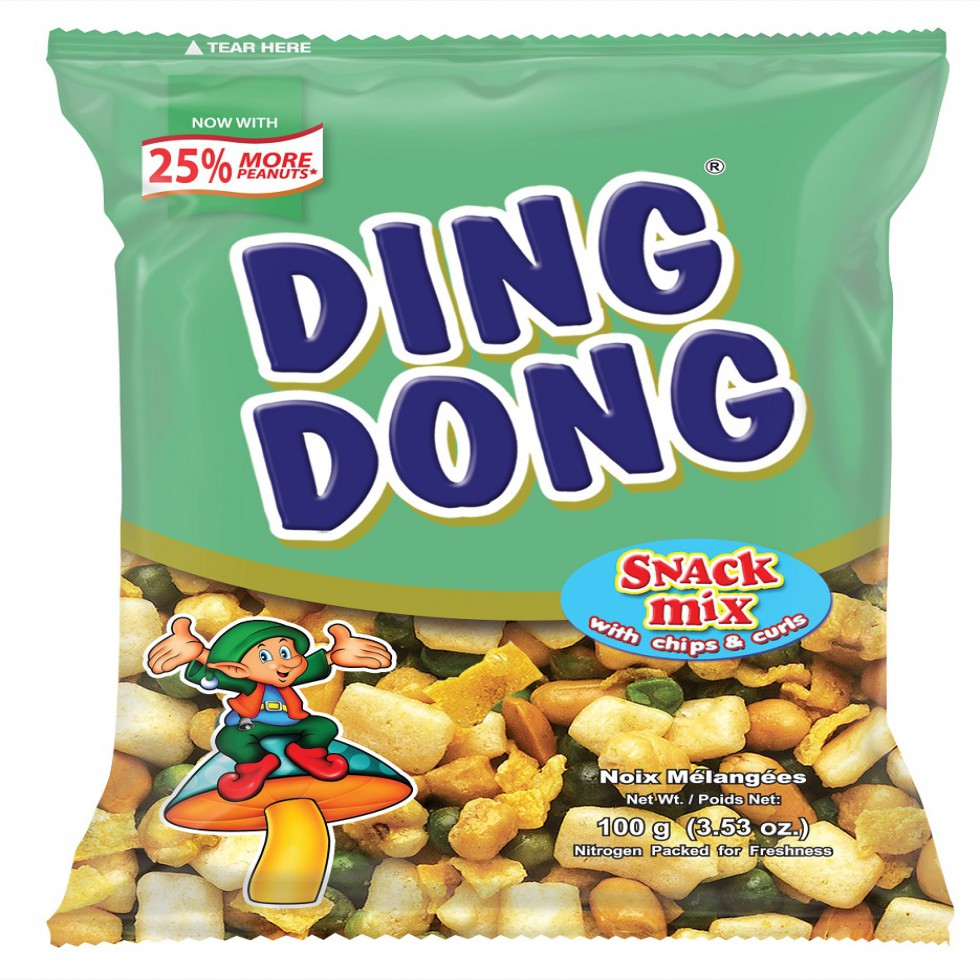 DING DONG SNACK MIX 95G
