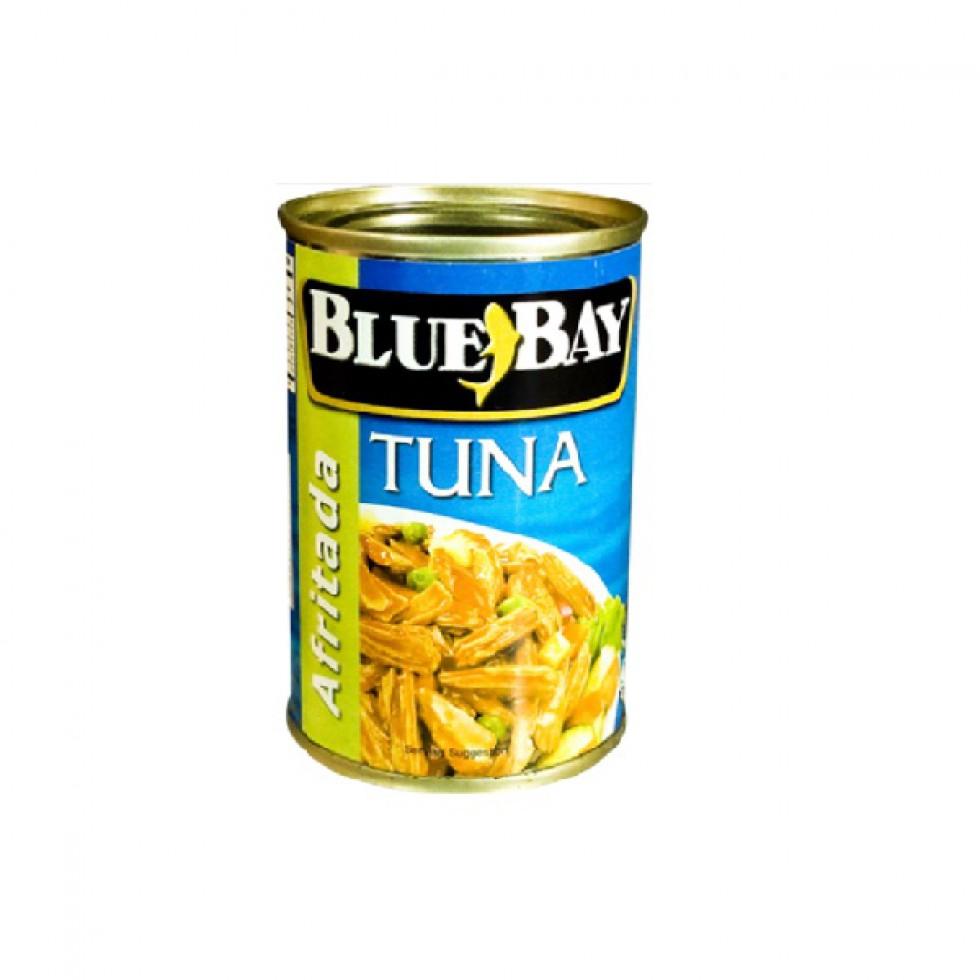 BLUE BAY TUNA AFRITADA 155G
