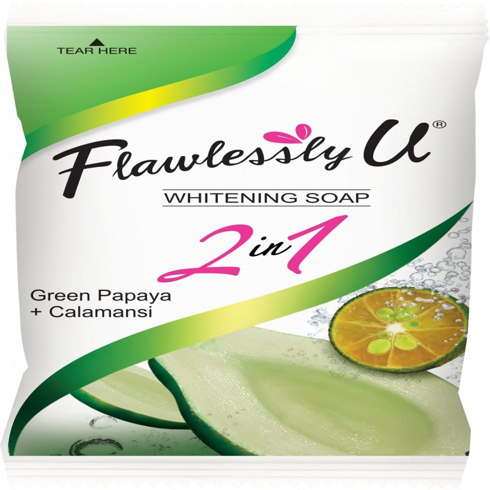 FLAWLESSLY U GREEN PPYA+CAL65G