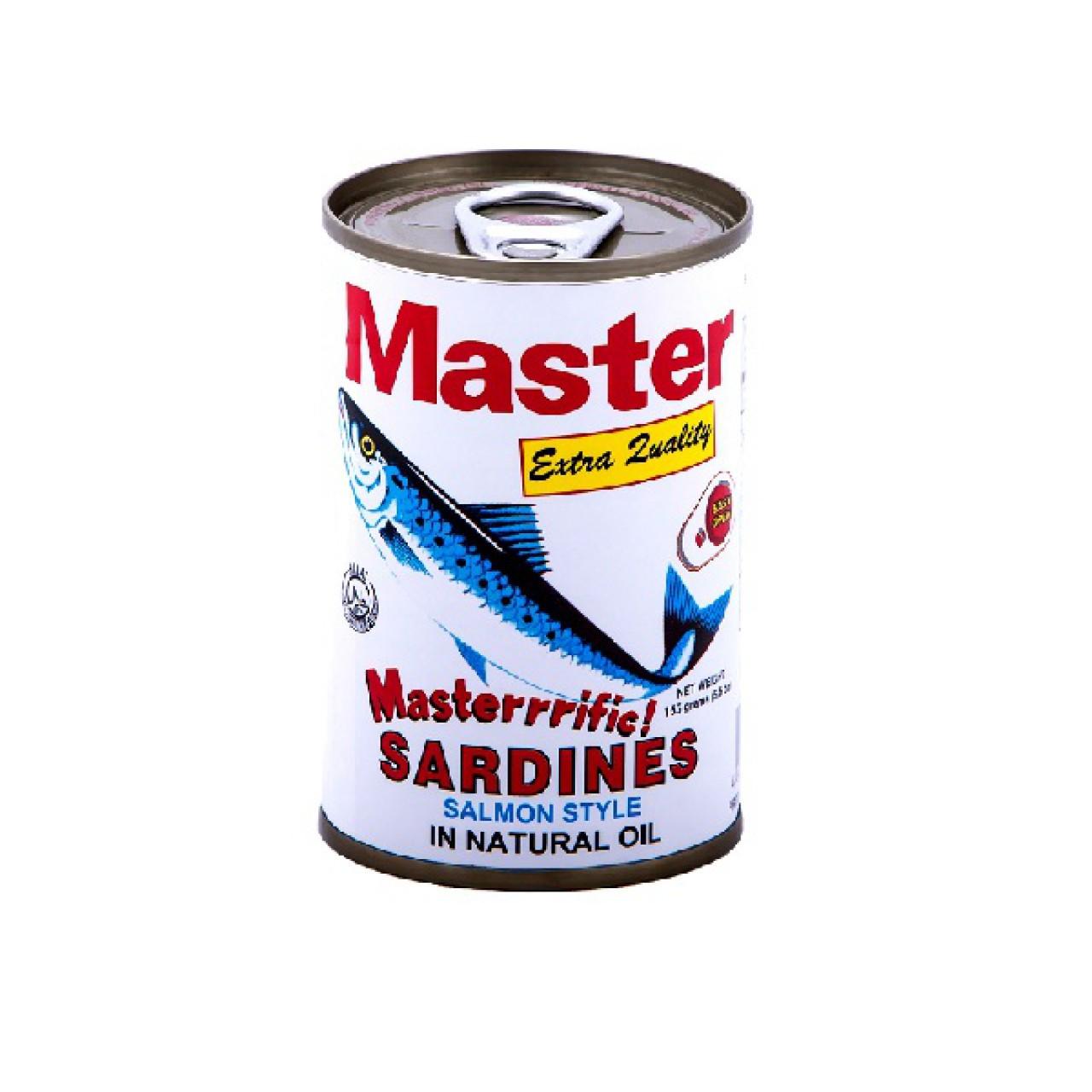 MASTER SARD WHITE IN NO 155G