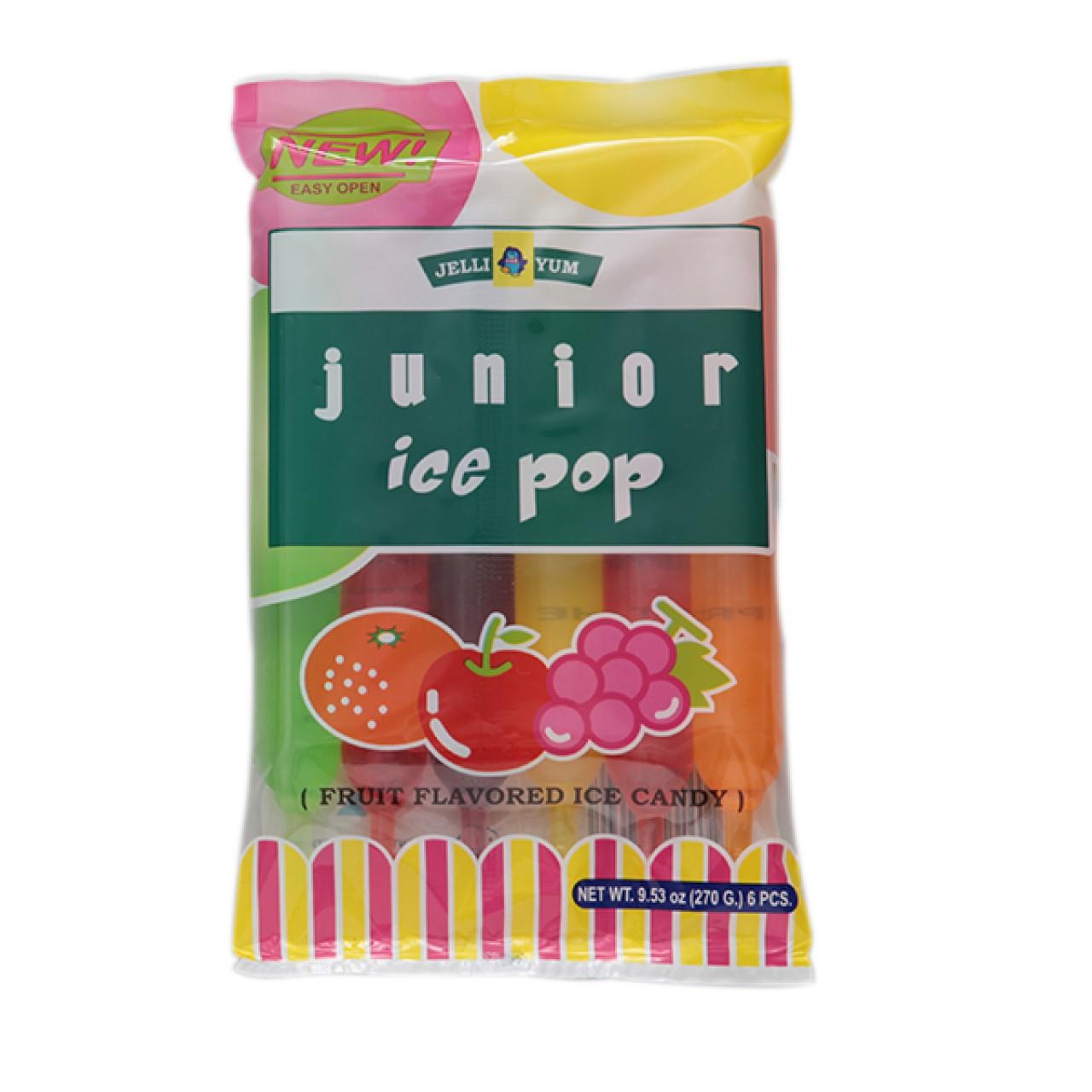 JELLIYUM JUNIOR ICEPOP 6'S