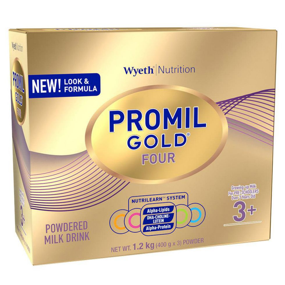 PROMIL GOLD FOUR 1.2KG