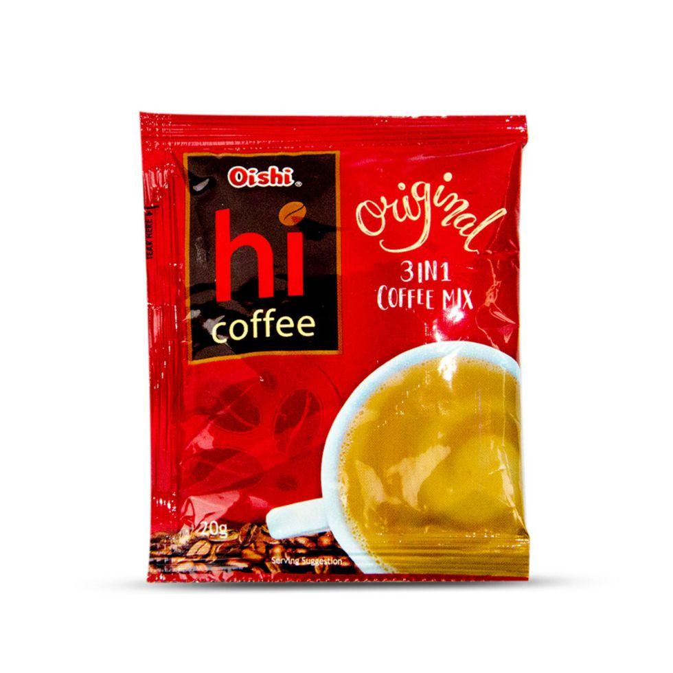 HI COFFEE ORIGINAL3IN1 20GX10S