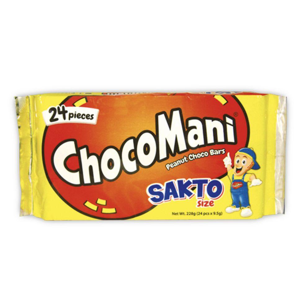 CHOCO MANI PEANUT CHOCO 24S