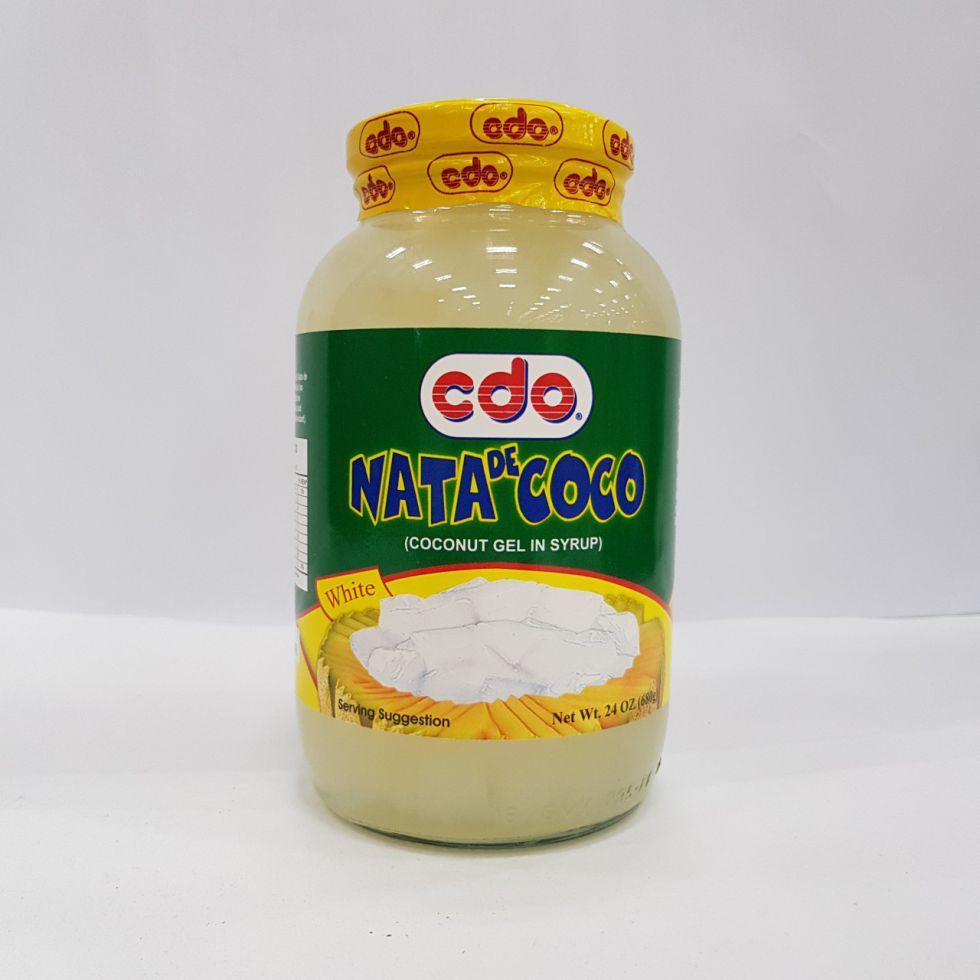 CDO NATA DE COCO WHITE 680G