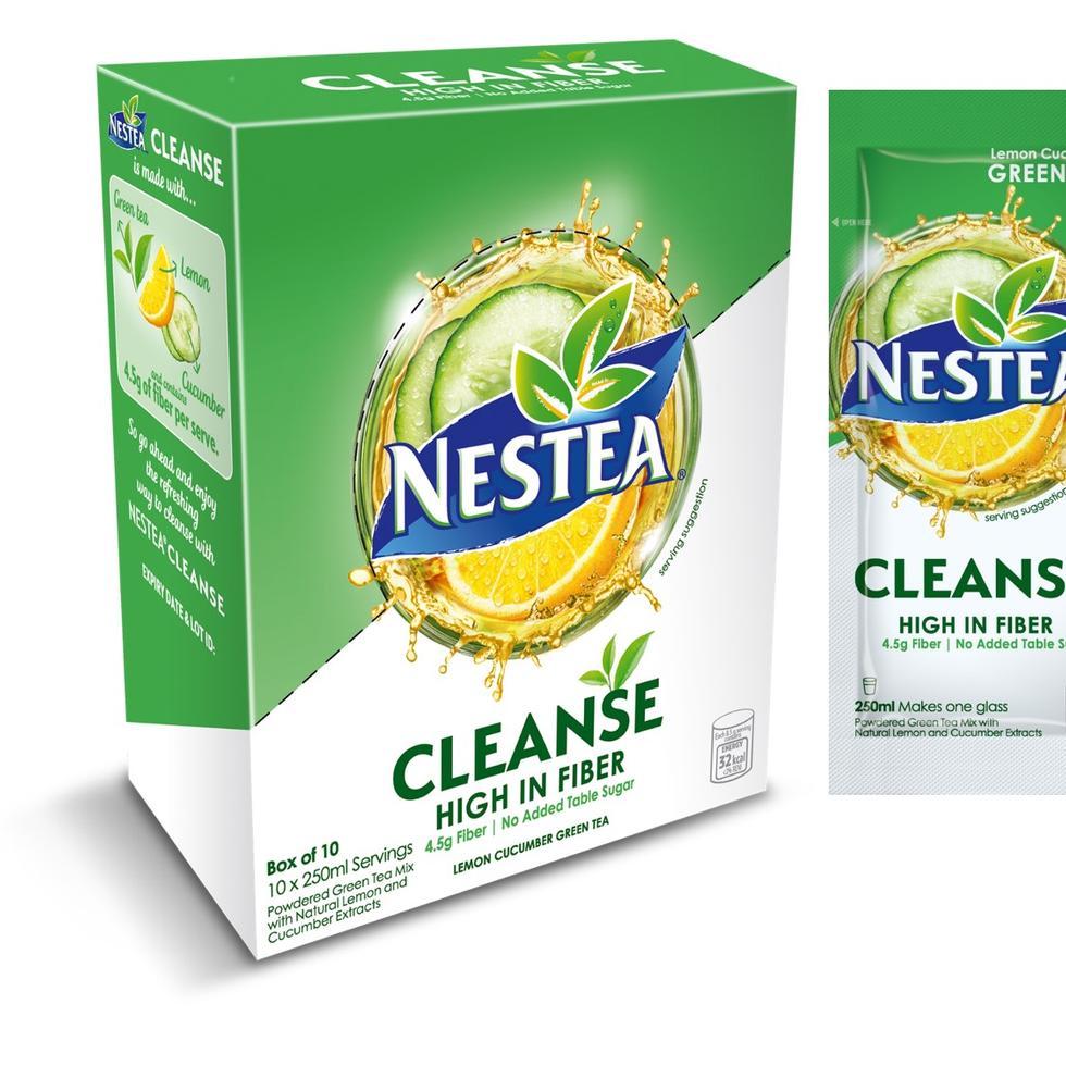 NESTEA CLEANSE 10X8.5g