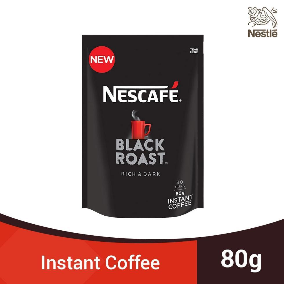 NESCAFE BLACK ROAST  80G