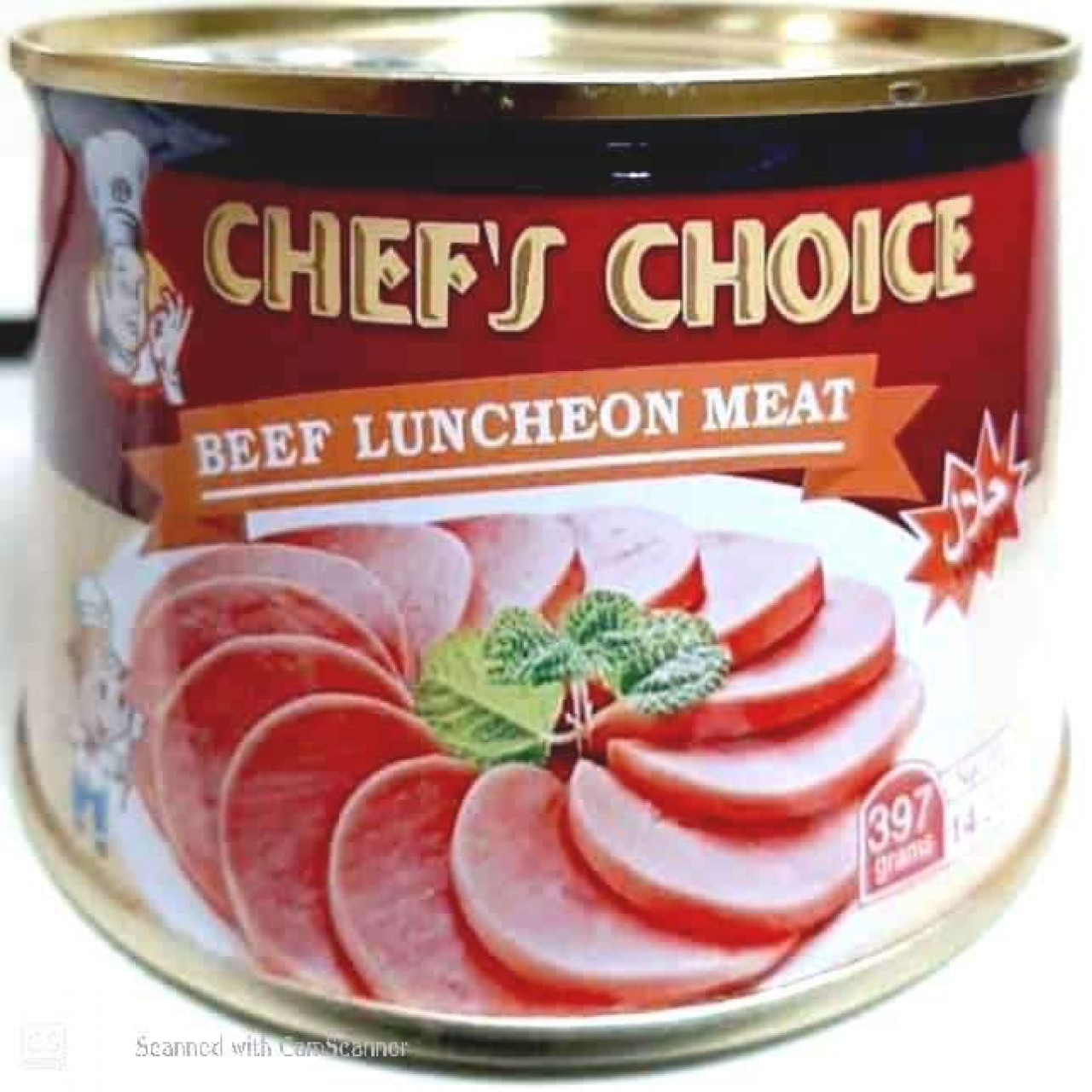 CHEFS CHOICE BEEF L/MEAT 397G