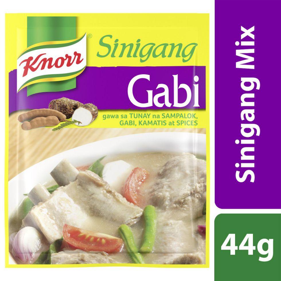 KNORR SINIGANG W/GABI 44G