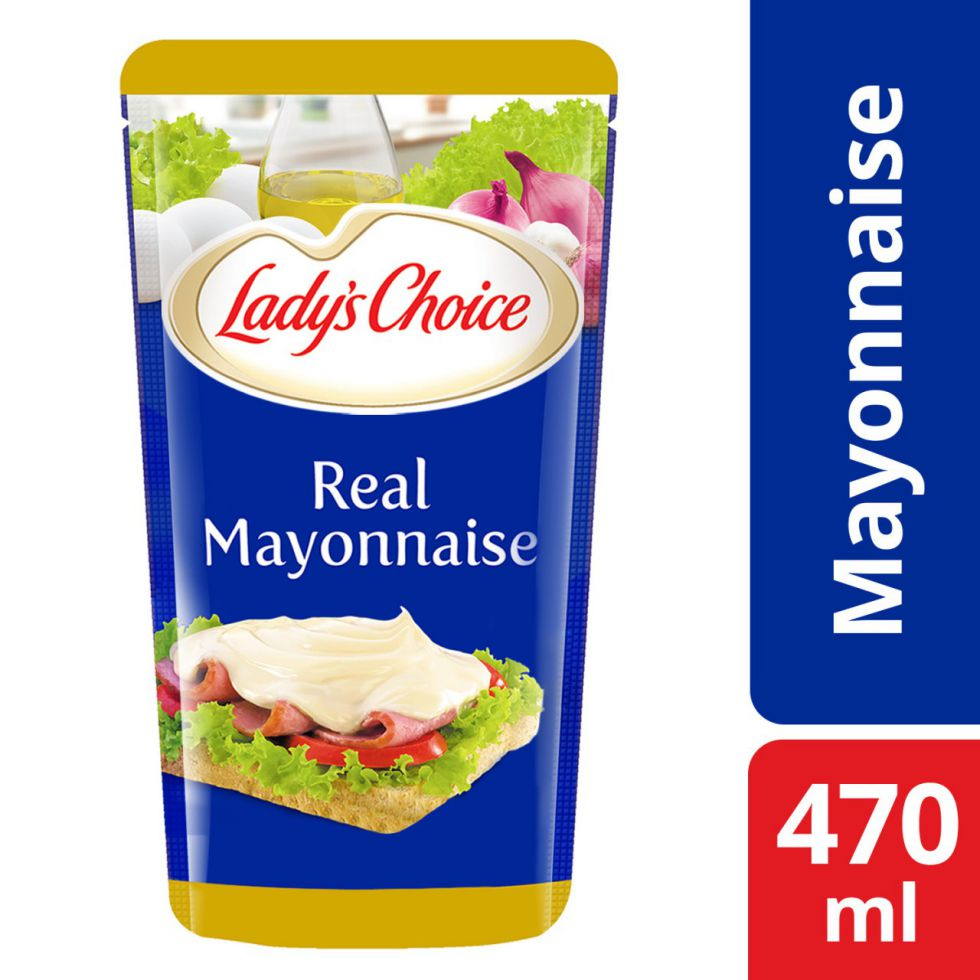 LC REAL MAYO 470ML DP