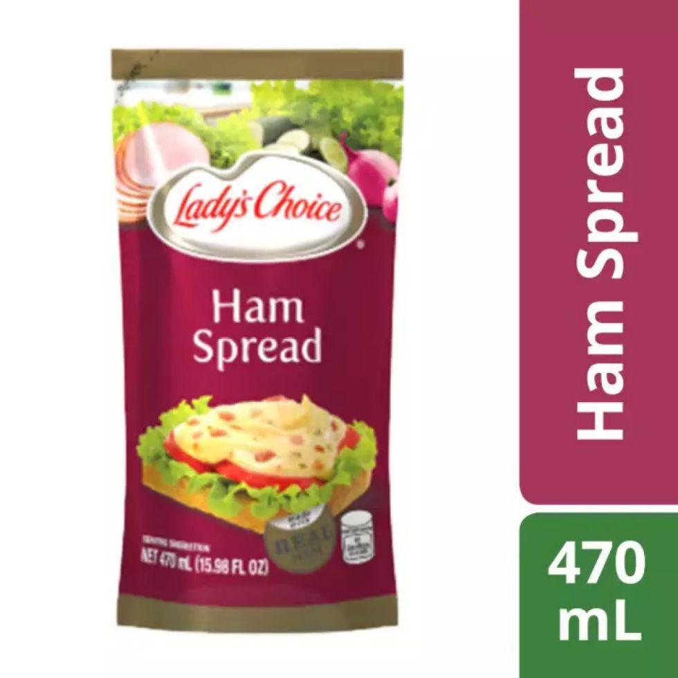 LC HAM SPREAD 470ML DOY