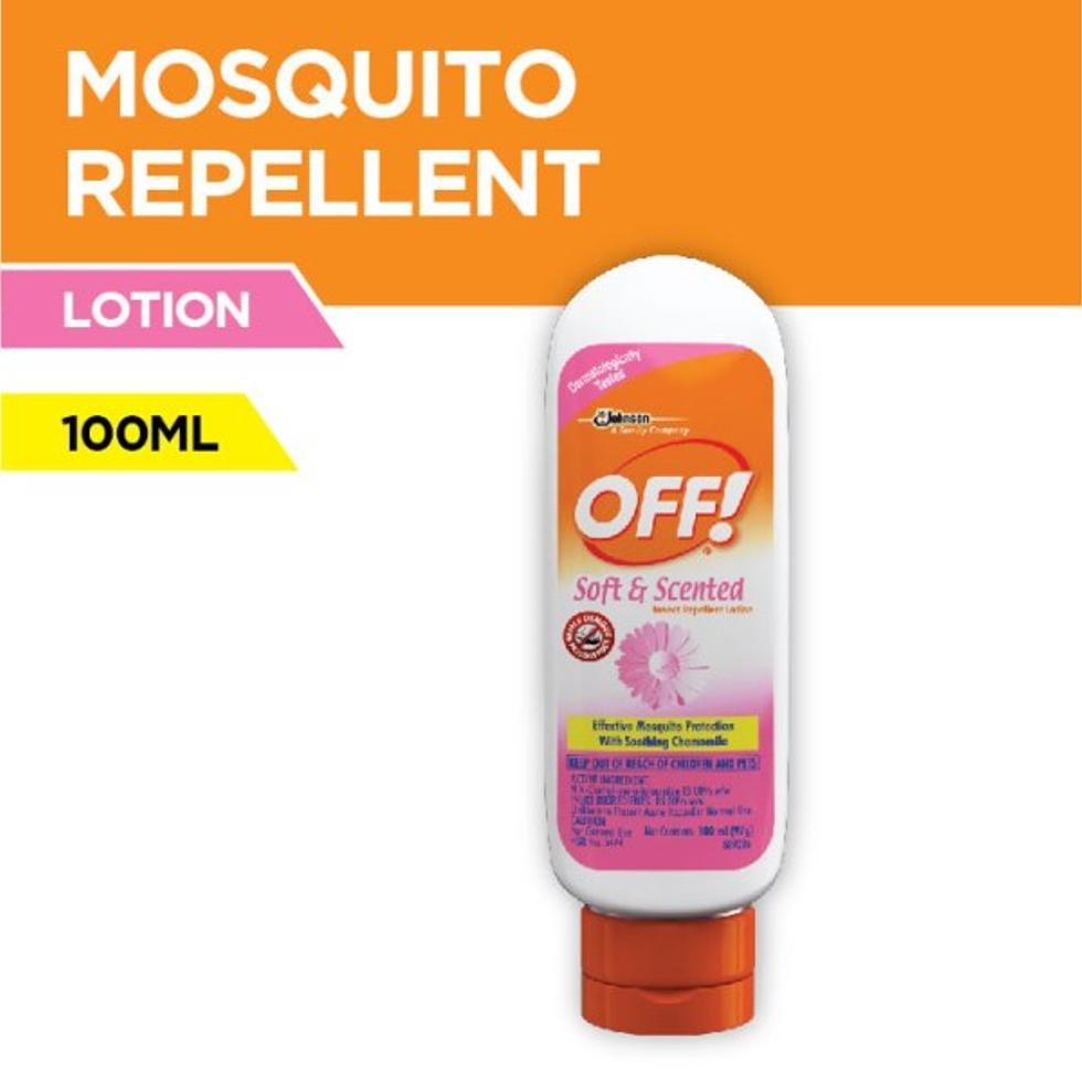 OFF! LOT SOFT & SSCENTED 100ML