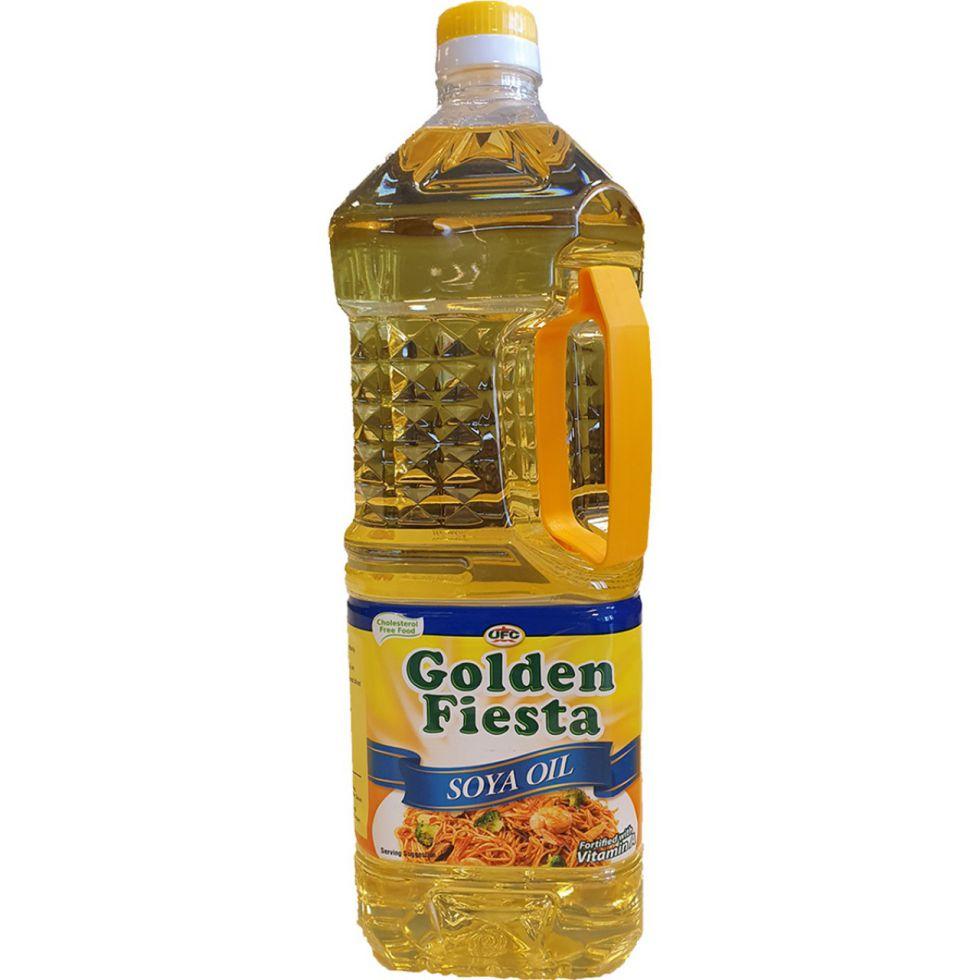 UFC GOLDEN FIESTA SOYA OIL 2L
