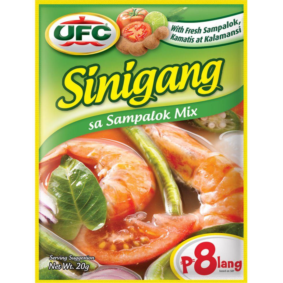 UFC SINIGANG SA SAMPALOK 20G