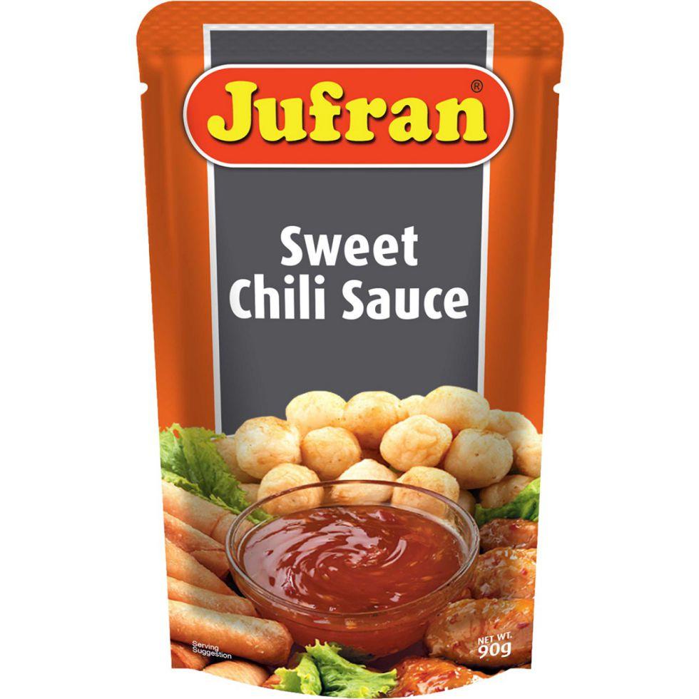 JUFRAN SWEET CHILI SCE 90G