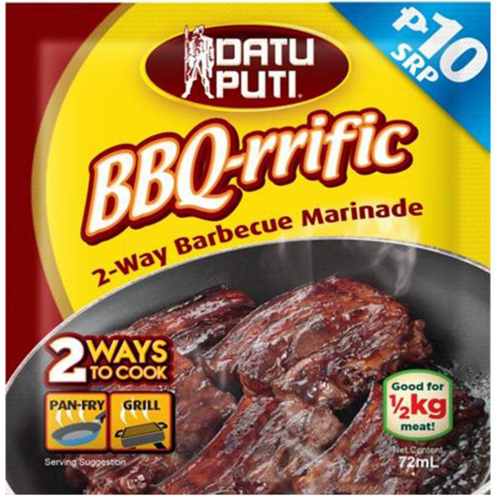 DATUPUTI BBQ MARINADE SCHT72ML