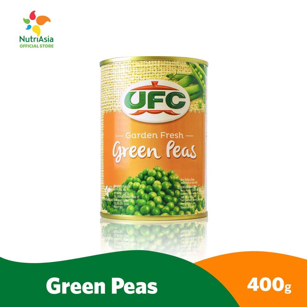 UFC GREEN PEAS 400G