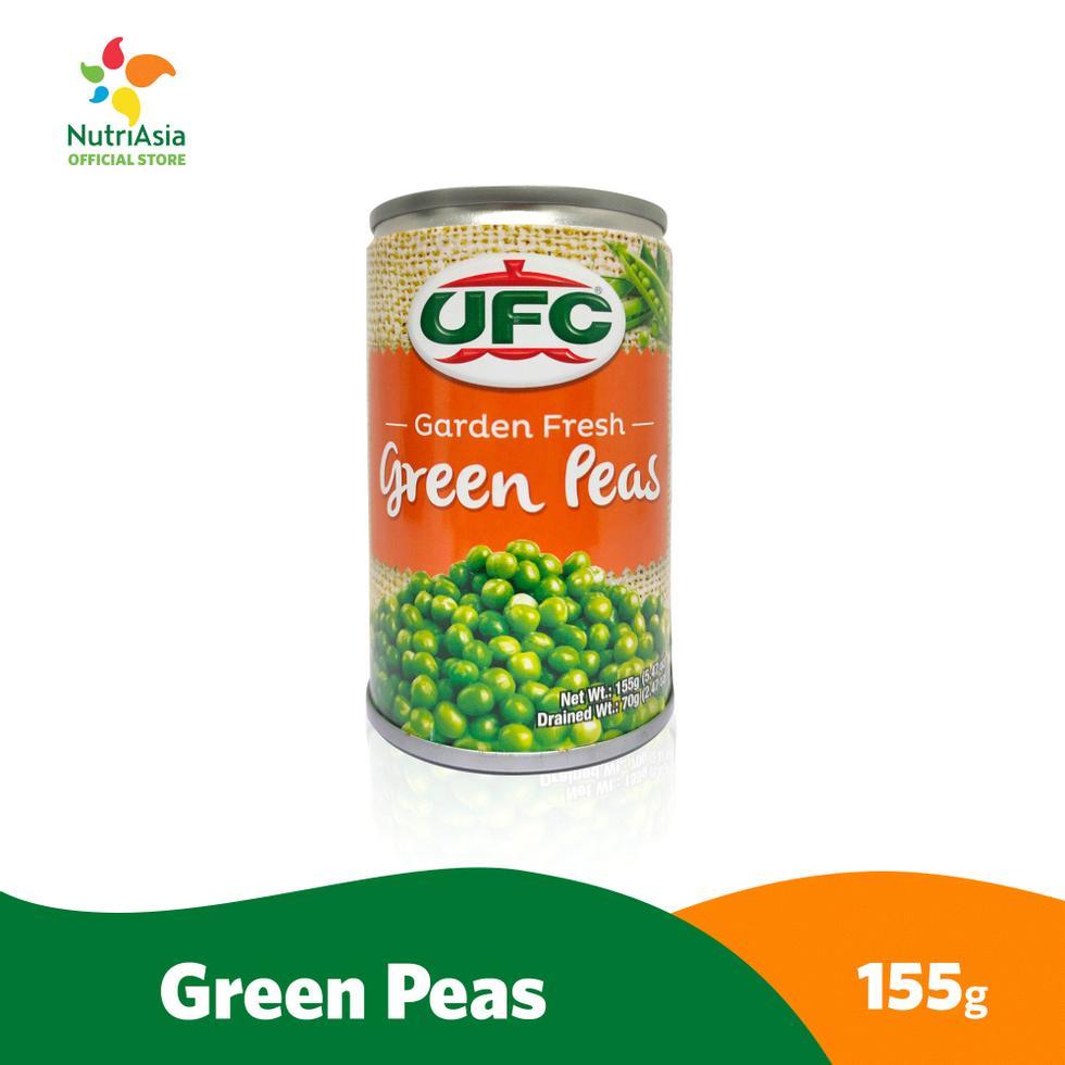 UFC GREEN PEAS 155G