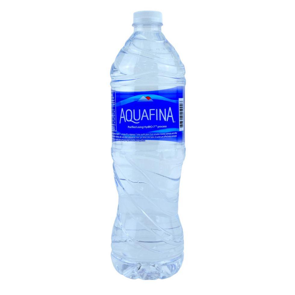 AQUAFINA PURIFIED WATER 1L