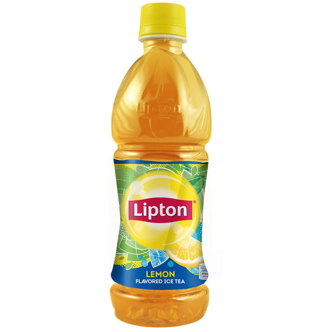 LIPTON LEMON IT 450ML