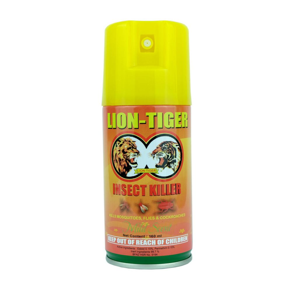LION TIGER INSECT SPRAY 160ML