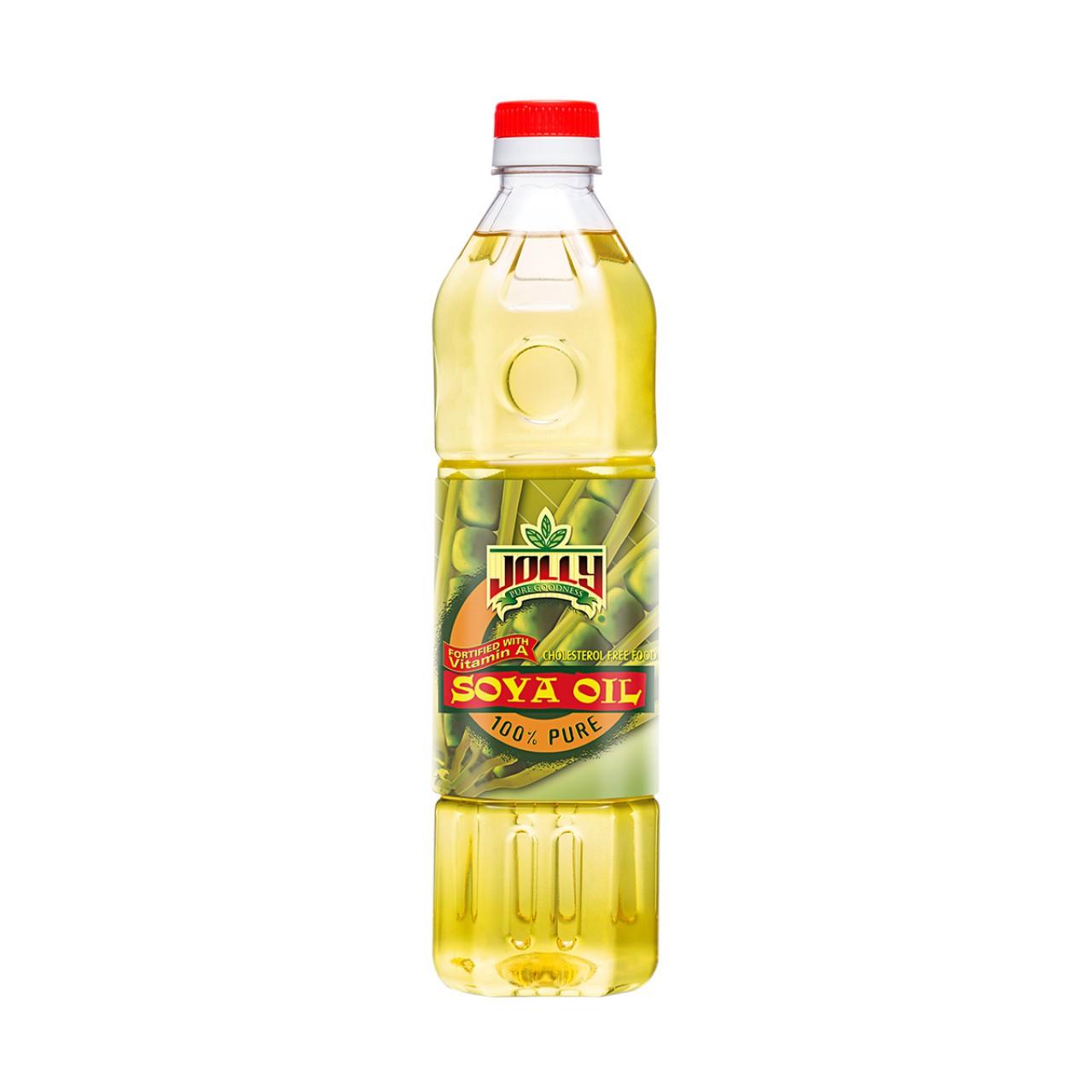 JOLLY SOYA OIL 1L