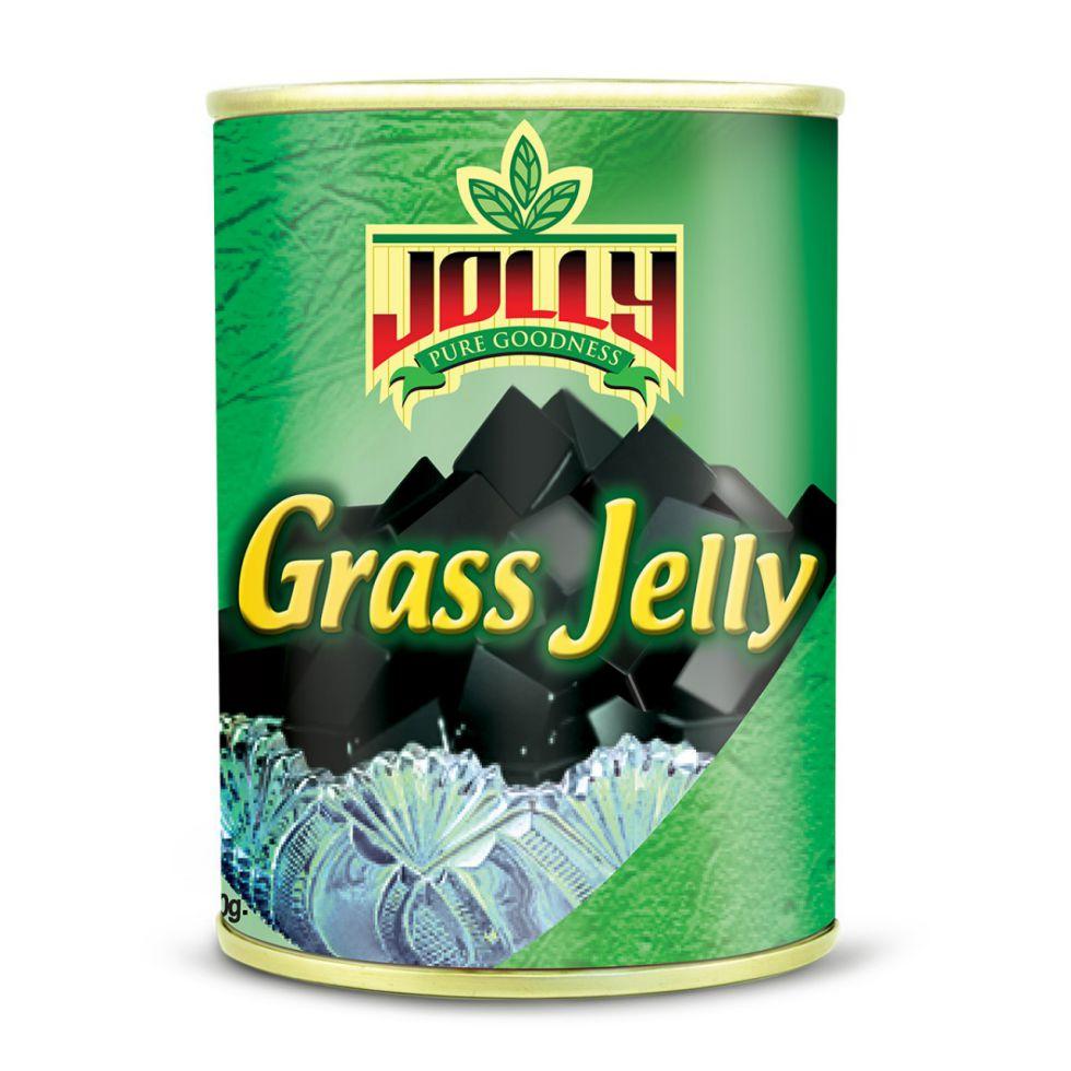 JOLLY GRASS JELLY 540G